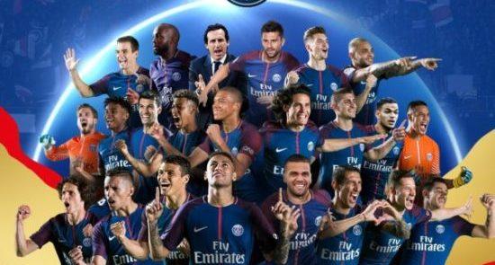 7-star PSG humiliate Monaco to regain title