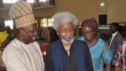 Ogun: Soyinka features in African Drums Festival