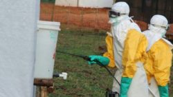 Ebola: Risk of spread 'very high' -WHO