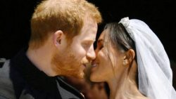 Prince Harry, Meghan tie nuptials