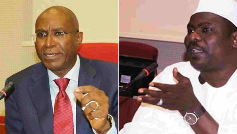 JUST IN: Mace snatching: National Assembly summons Omo-Agege, Ndume