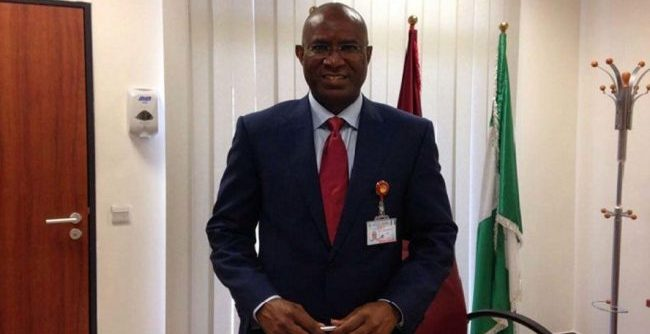 Suspension: Omo-Agege resumes plenary