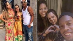 Ronaldinho to marry two at a time