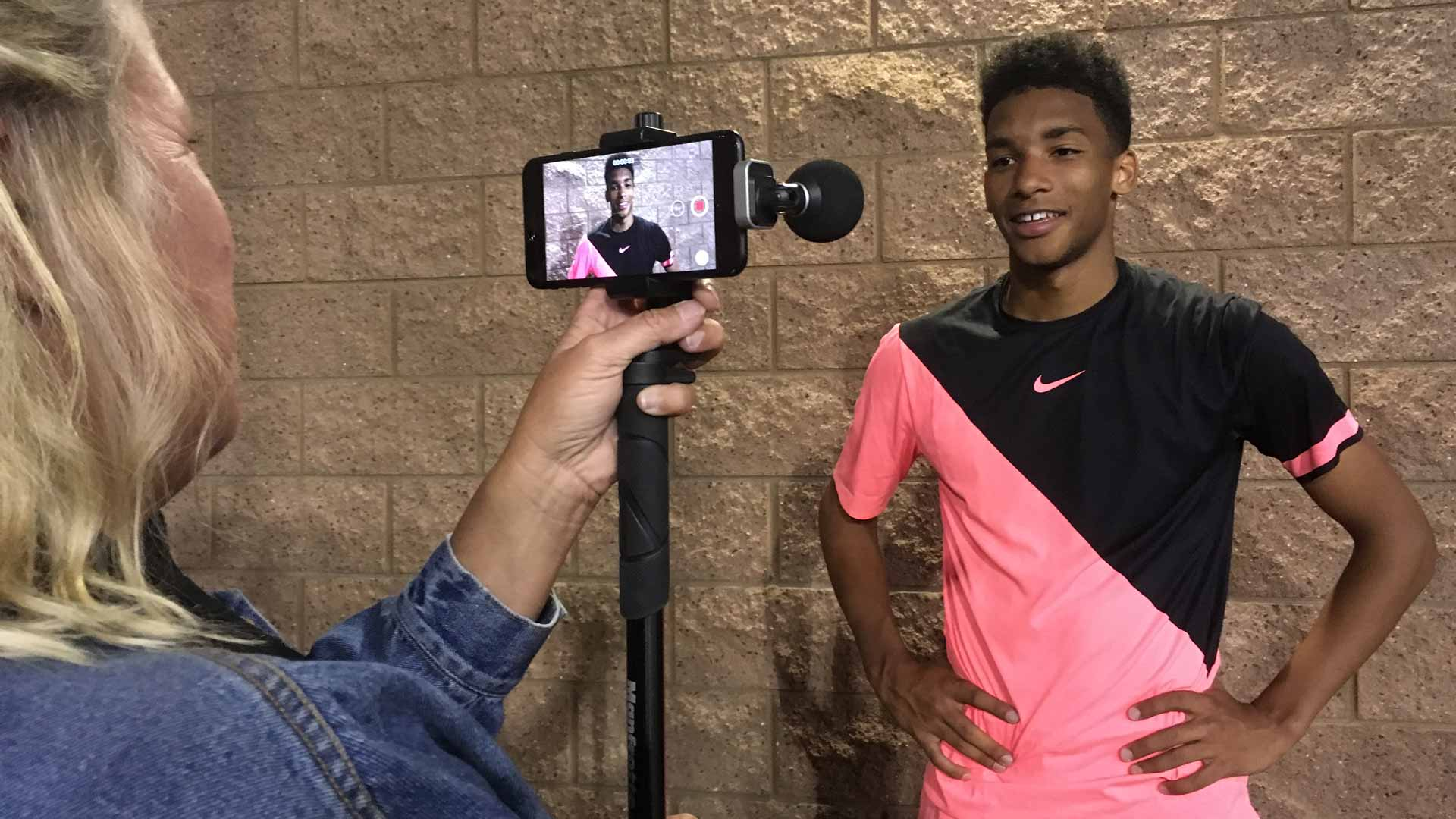 Fearless Felix Auger Aliassime Reaches First Masters 1000