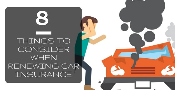 8 Things To Consider When Renewing Car Insurance In Kenya