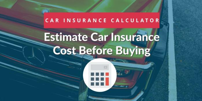 Motor insurance calculator kenya - car insurance premium estimate