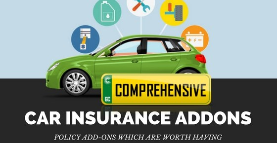 7 Car Insurance Policy Add-Ons Which Are Worth Having