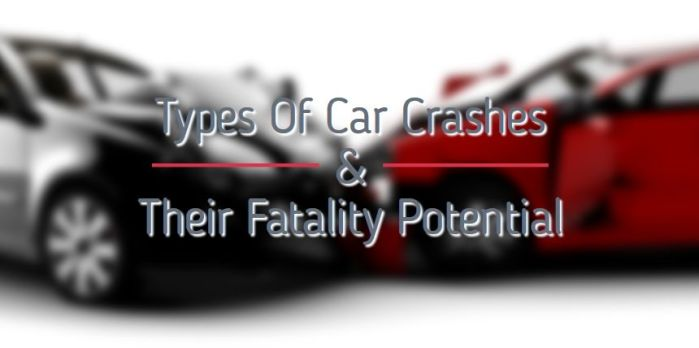 Types Of Car Crashes