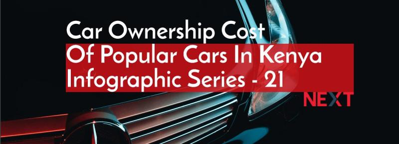 Car Ownership Cost Of Popular Cars In Kenya 🚗 Infographic Series 21