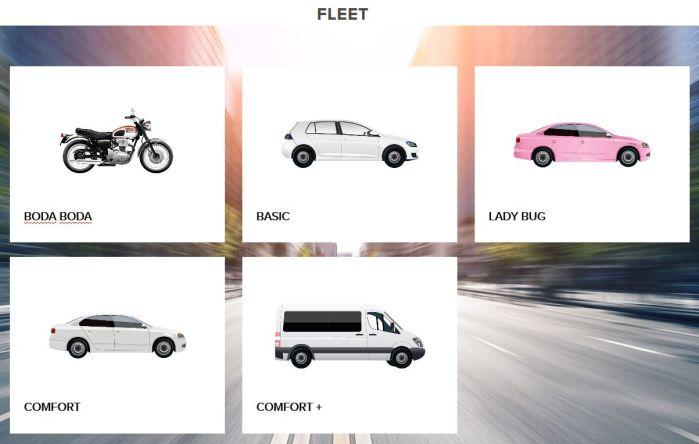 Little cab kenya_fleet