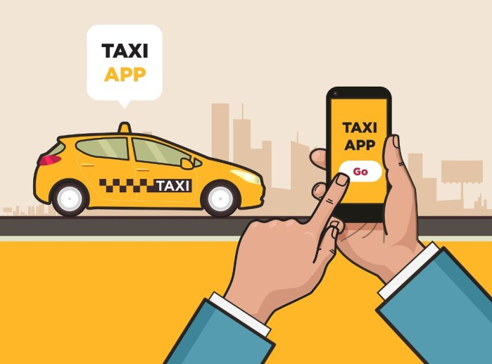 Taxi Hailing apps Kenya
