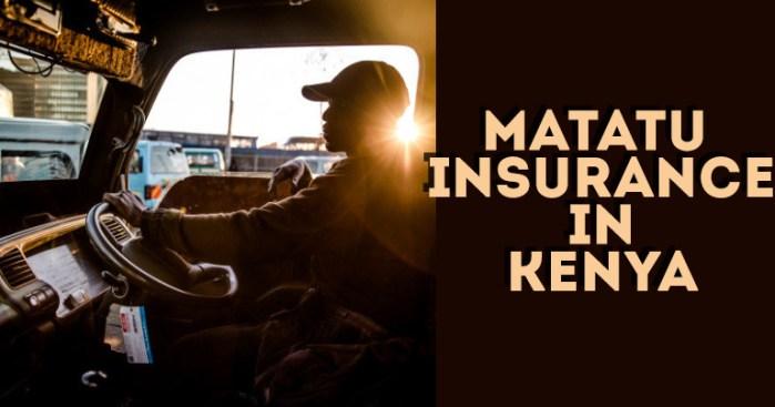Matatu Insurance Companies Kenya