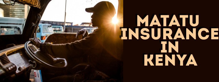 Matatu PSV Motor Insurance Kenya – Companies
