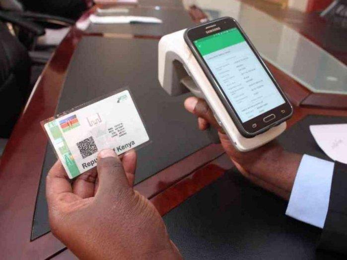 NTSA Smart Driving License Kenya