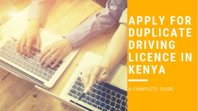 Lost Driving License - Get Duplicate Driving Licence In Kenya