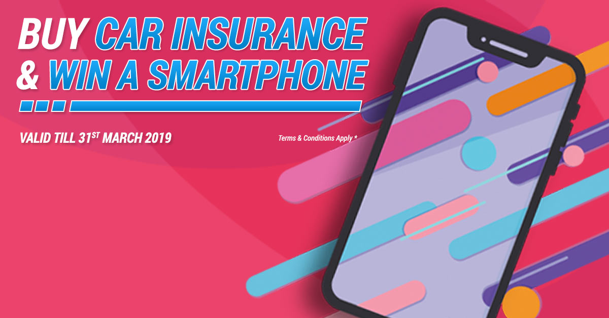 Get Car Insurance and Win a Smart phone in Kenya [Offer]
