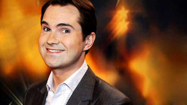 How to deal with someone who heckles you - Jimmy Carr