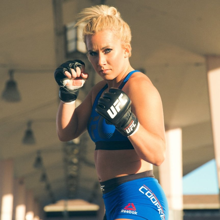 #44 Amanda Bobby Cooper on MMA, training and beating doubt