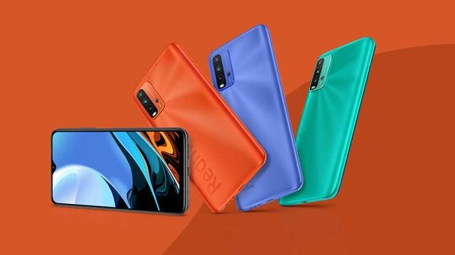 Redmi 9T Smartphone