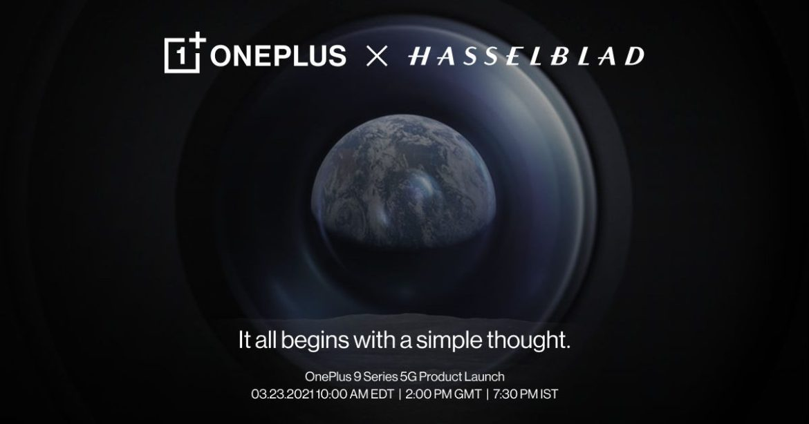 OnePlus9 Series Coming on this march 23