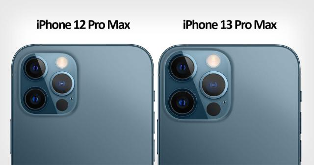 There are rumors that the iPhone 13 causes a big camera shock