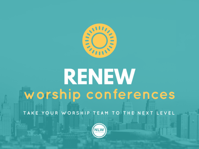 ReNEW Worship Conference