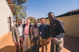 Africa Worship Training Tour: NLW Team