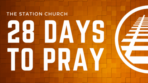 28 Days to Pray
