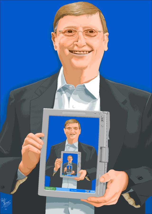 Bill-Gates-Paint