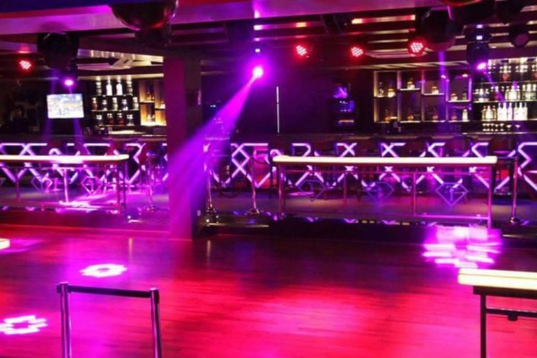 Privee Delhi Night Club