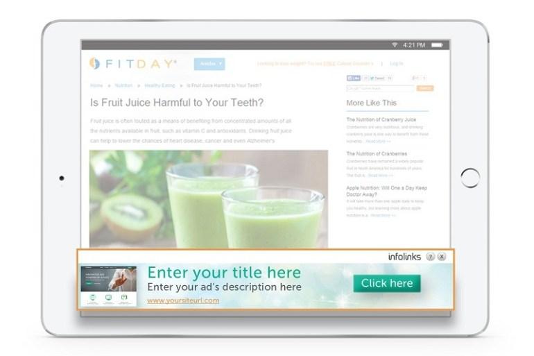 AdShop by Infolinks