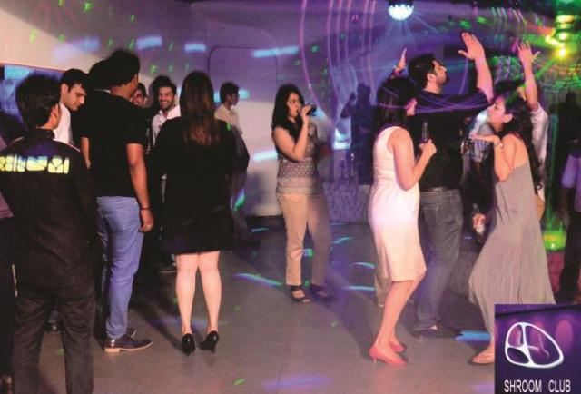 Shroom Disco in Delhi
