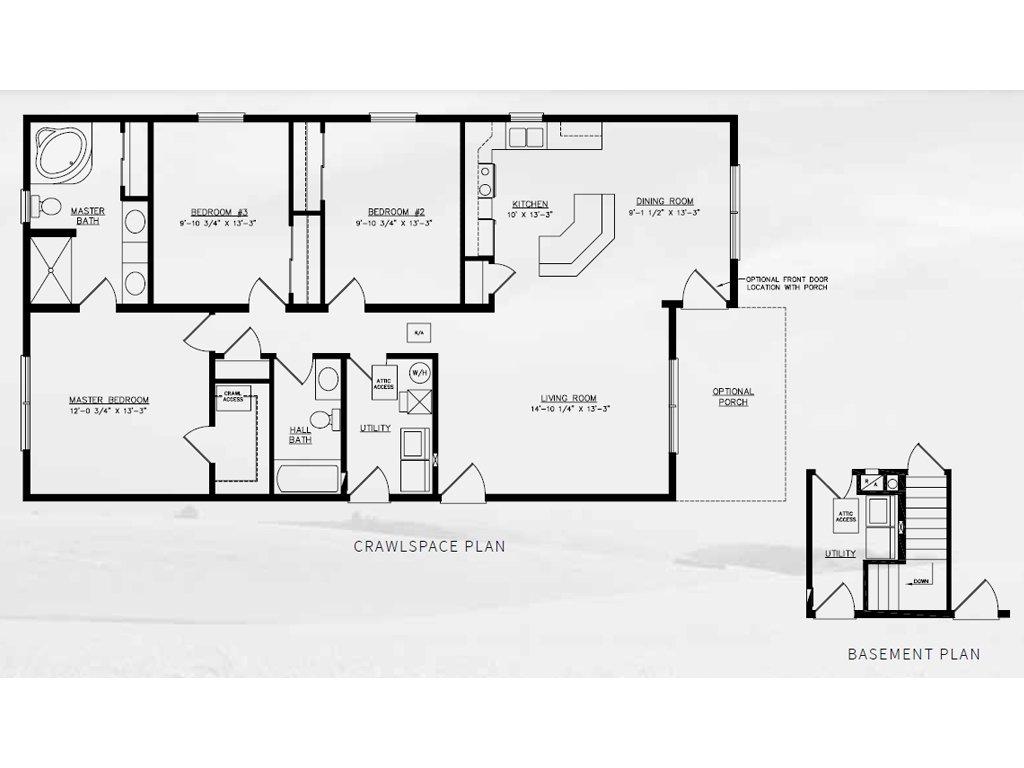Delaware Ranch Modular Home
