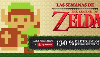 Análisis] The Legend of Zelda: A Link to the Past (New 3DS)
