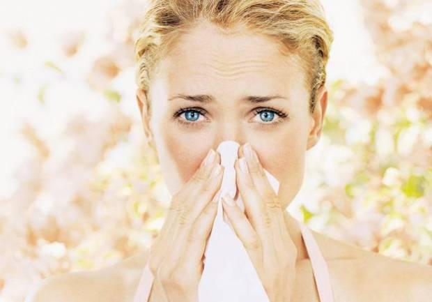 Soulager l'allergie au pollen