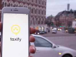 Taxify arrive fin septembre à Paris et compte concurrencer Uber.