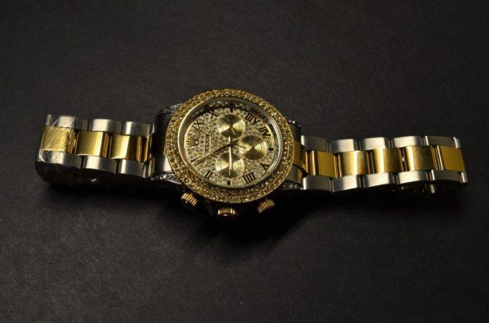 reconnaître une montre de luxe