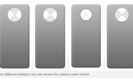 OnePlus rotating camera