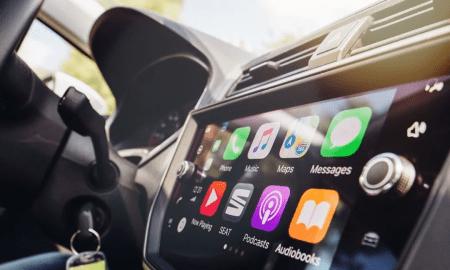 "iPhone's ""CarKey"" feature"