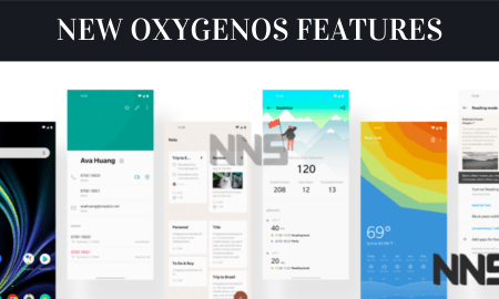 New Oxygenos features