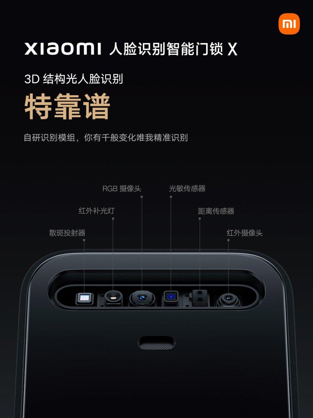 Xiaomi smart door lock X image 4