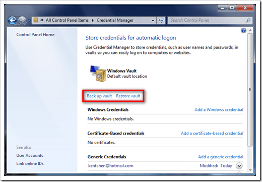 how to open manage in windows 7