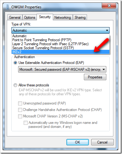 VPN Reconnect Improves VPN Usability in Windows 7 [Feature ...