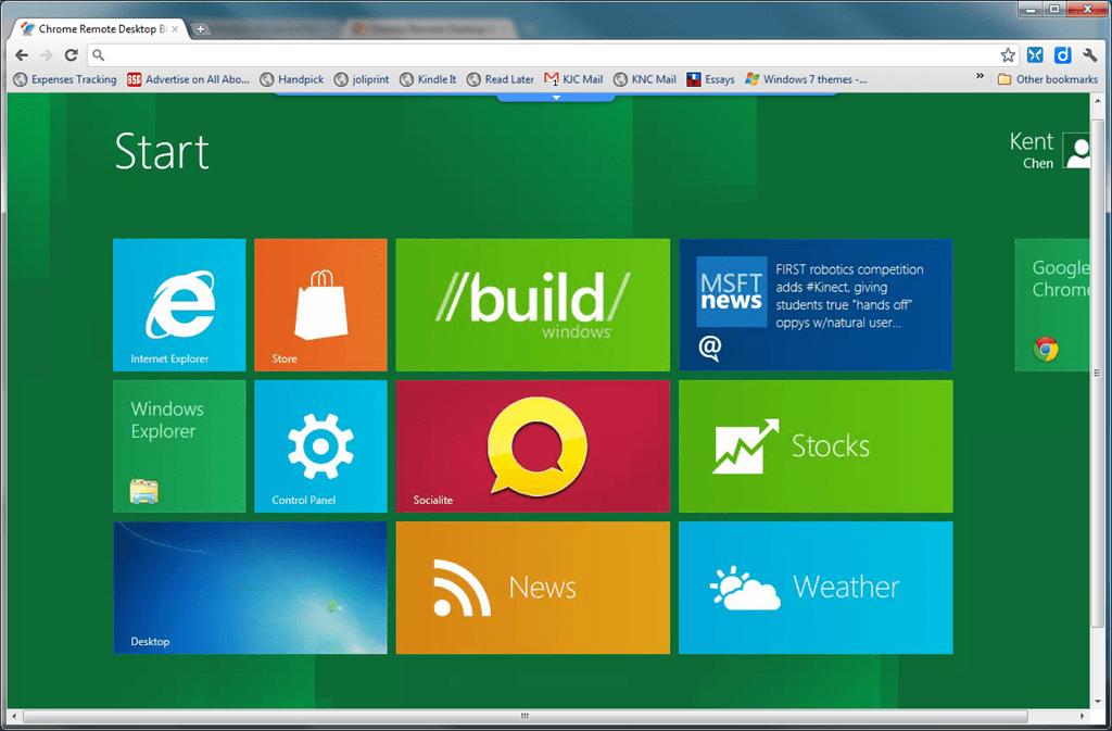 Chrome Remote Desktop Lets You Remote Control Your Computer Right