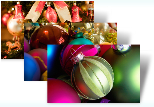 decorating the trees theme - Christmas Themes Free
