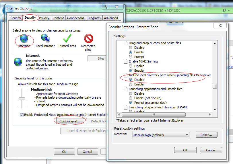 Ie 11 Crashes When Ing Pdf Files
