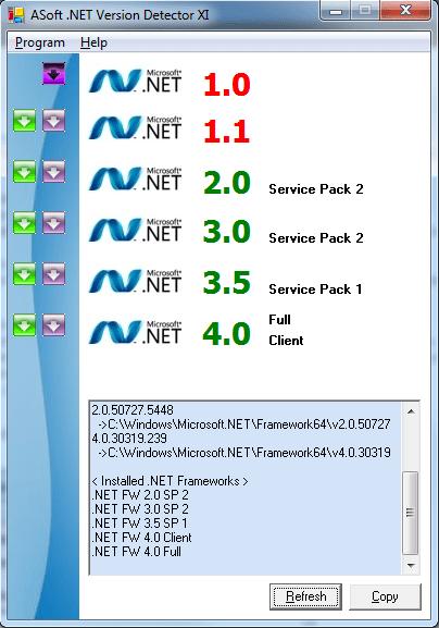 NET FRAMEWORK V2.50727 TÉLÉCHARGER