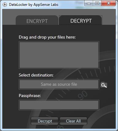 DataLock Screenshot #3