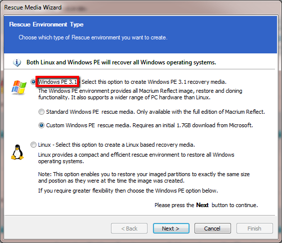macrium partition manager free