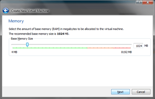 Windows 8 VirtualBox Create VM #2